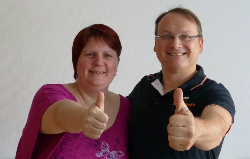 Team Angelina - Burkhard