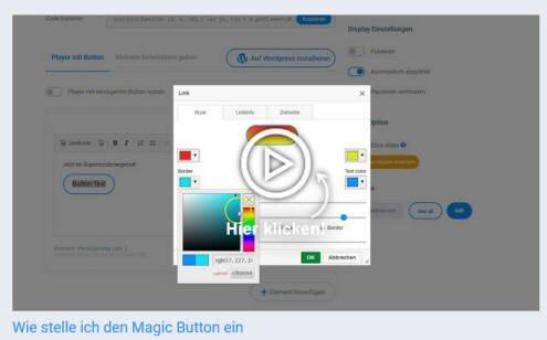 EZ Player Erfahrungen - Magic Button