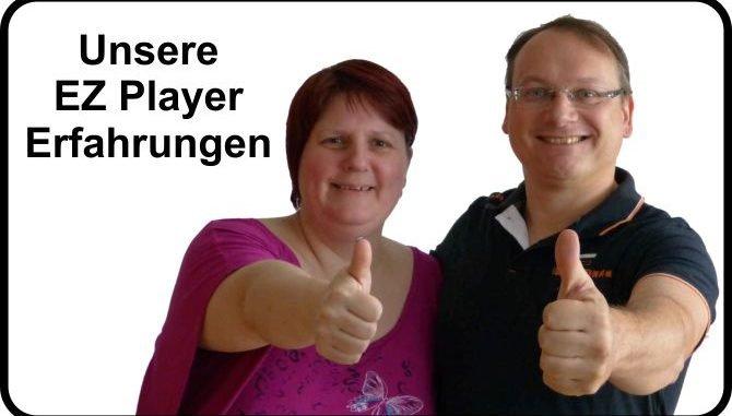EZ Player Erfahrungen im Blog